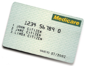 Foot specialist Melbourne - Don't forget to bring your medicare card.